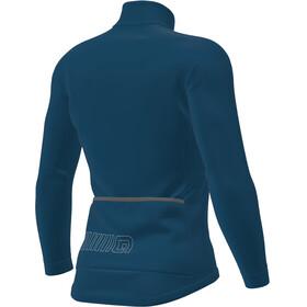 Alé Cycling Solid Color Block Jacket Men laguna/lagoon